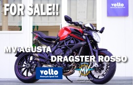 MVAGUSTA DRAGTER ROSSO